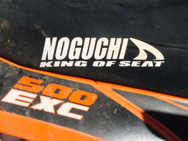 Graham Jung 500 EXC seat-5